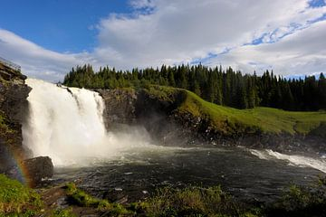 Tännforsen Wasserfall sur Lars Tuchel