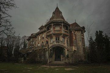 Villa in Frankrijk van Perry Wiertz