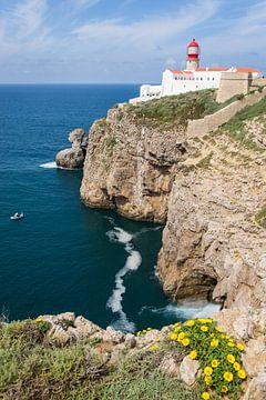 Cabo de São Vicente in Portugal von Marian Sintemaartensdijk