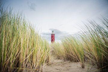 Leuchtturm in Ouddorp von Anita Kabbedijk