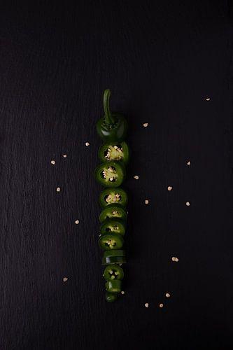 enkele peper 3 van 4