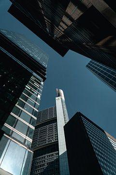 Frankfurt Look Up von Mert Sezer
