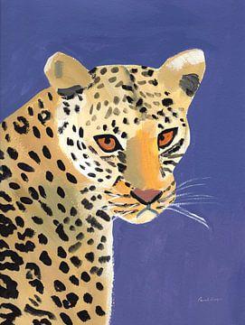 Kleurrijke cheetah, Pamela Munger van Wild Apple