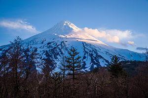 Volcan Lanin van