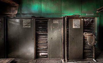 Lockers von Olivier Van Cauwelaert