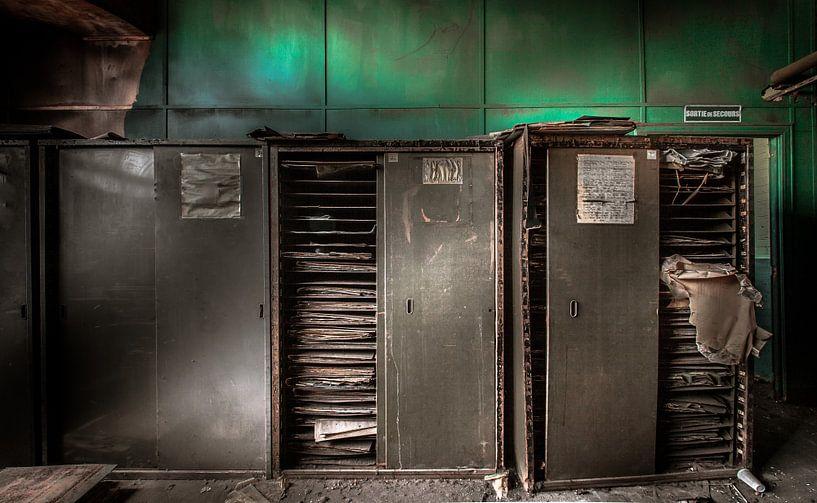Schließfächer von Olivier Photography