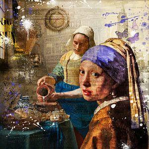 Vermeer Girls