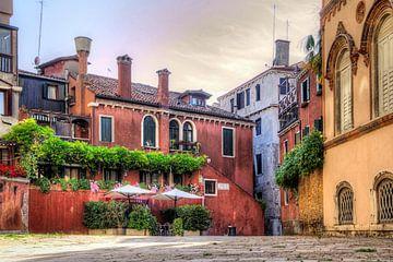 Venetië IV Italië   von Watze D. de Haan