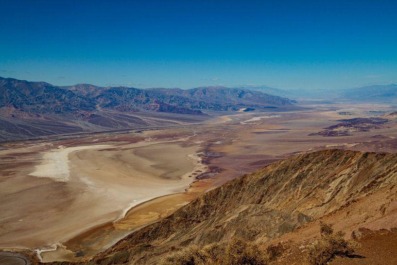 Dantes View in Death Valley van Easycopters