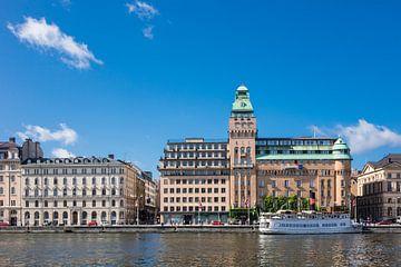 View to Stockholm  van Rico Ködder