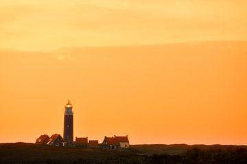 Vuurtoren op Texel von Sjoerd van der Wal