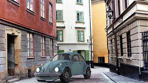 Volkswagen blue_HMS van H.m. Soetens