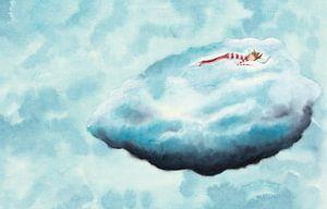 Op een wolk van Marieke Nelissen
