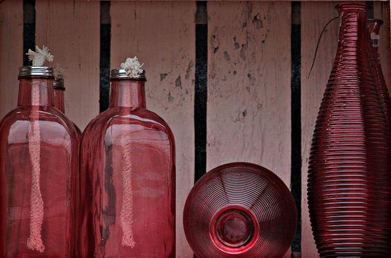 Red / Rood van Yvonne Blokland