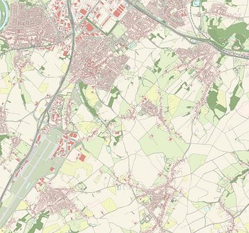 Kaart vanBeek