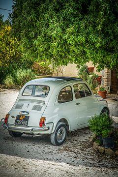 Fiat 500 sur Frans Scherpenisse