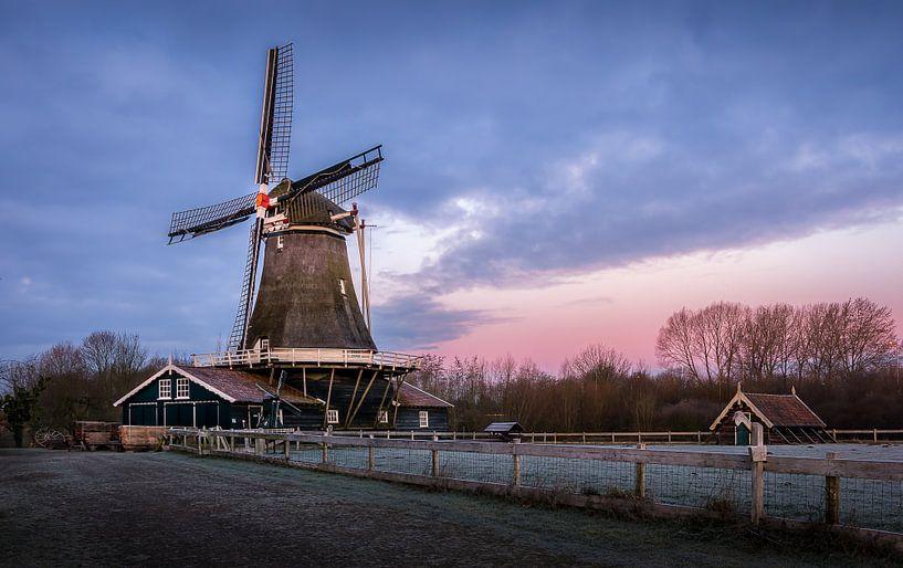 Bolwerksmolen Deventer van Patrick Rodink