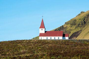 Kirche Island von René Schotanus