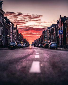 Kranweg Groningen von Harmen van der Vaart