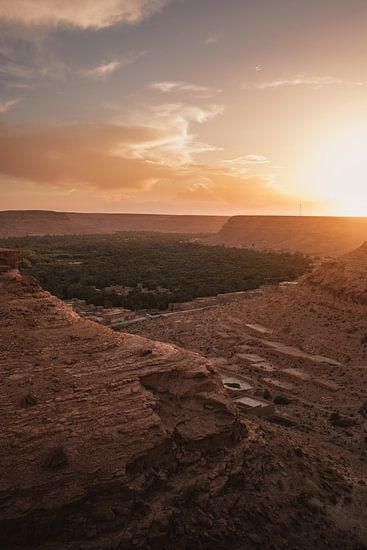 Marokko oase 1