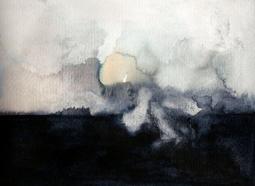 Light Study 2 van Maria Kitano