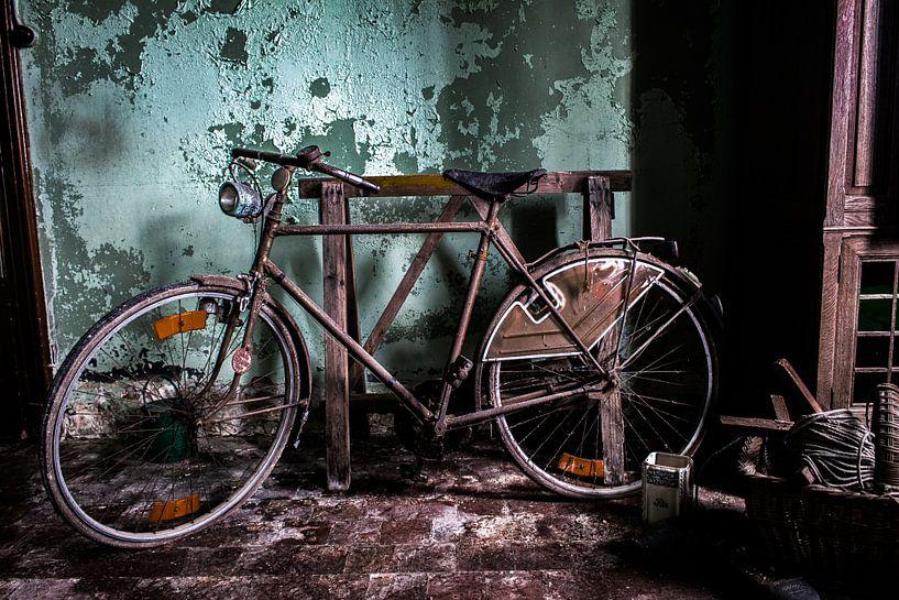 Bicycle van Julian Buijzen