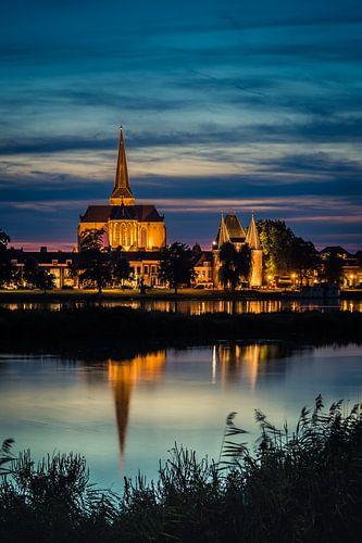 Bovenkerk en Koornmarktspoort, Kampen