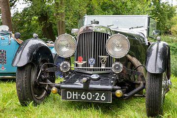 Aston Martin 1935 sur Ton Tolboom