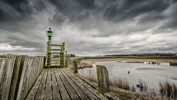 Oude Haven van Schokland, Flevoland van