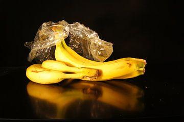 Bananen mit Kunststoffverpackung - Teil 2 von 4 von Marion Hesseling