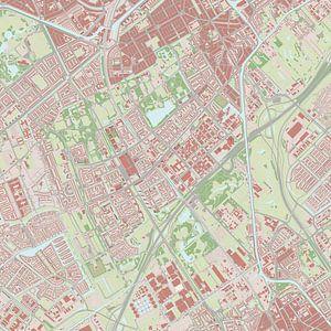 Kaart vanRijswijk