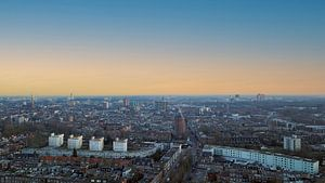 Skyline van Groningen van Raymond Bos