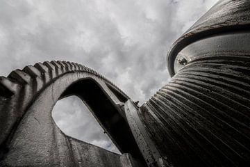 Verlaten Staalfabriek - Industrieel