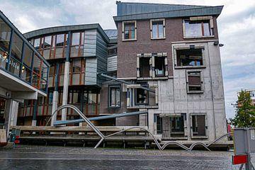 Utrecht - Stadhuisplein van Wout van den Berg