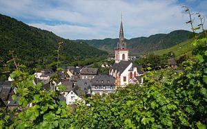 Ediger-Eller aan de Moezel, Duitsland van Alexander Ludwig
