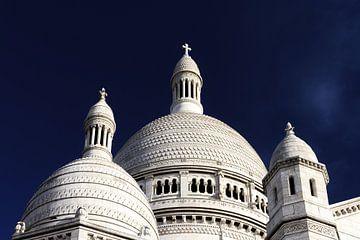 Sacre Coeur Paris dontrast von Dennis van de Water