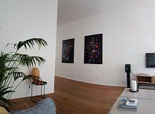 Klantfoto: Dutch Love II van Sander Van Laar, op staal