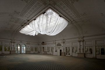 verlassener Ballsaal