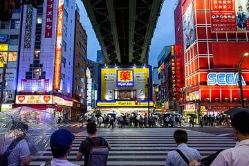 Tokio Hauptverkehrszeit von Jeffrey Schaefer