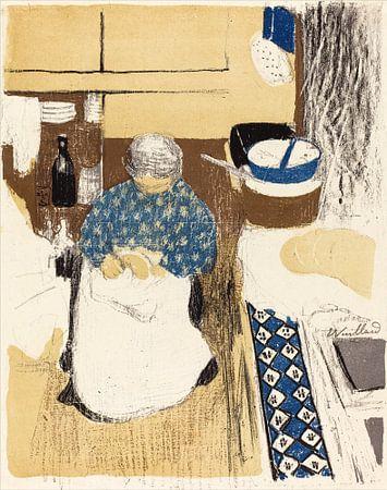 Der Koch, Edouard Vuillard