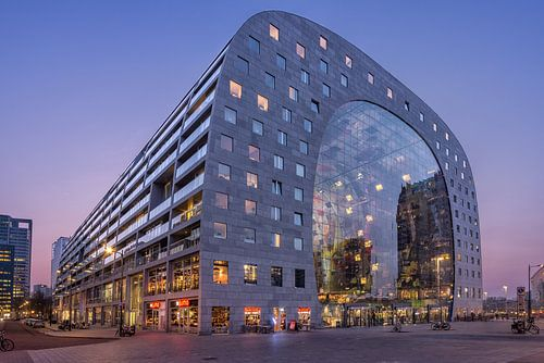 Markthal Rotterdam van Prachtig Rotterdam