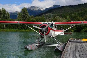 Watervliegtuig van Jaap Voets
