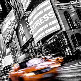 Times Square New York City sur Eddy Westdijk