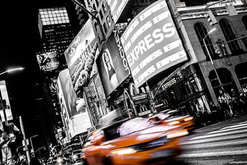 Times Square New York City sur