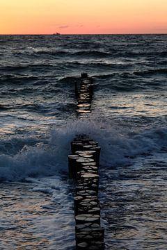Ostseestrand von Thomas Jäger