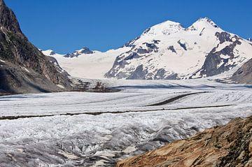 Aletsch Gletscher von Barbara Brolsma