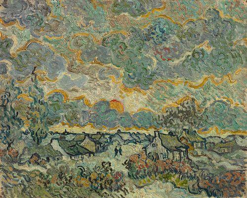 Vincent van Gogh, Herinnering aan Brabant van 1000 Schilderijen