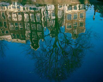 Amsterdamse bespiegelingen von Rene van der Meer