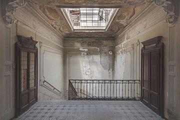 Villa met Lichtkoepel van Perry Wiertz