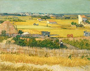 Vincent van Gogh. De oogst